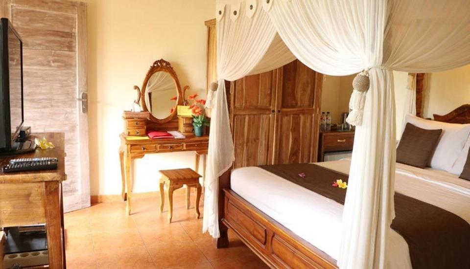 Villa JJ and Spa Ubud Bali - Superior Room Promo waktu terbatas