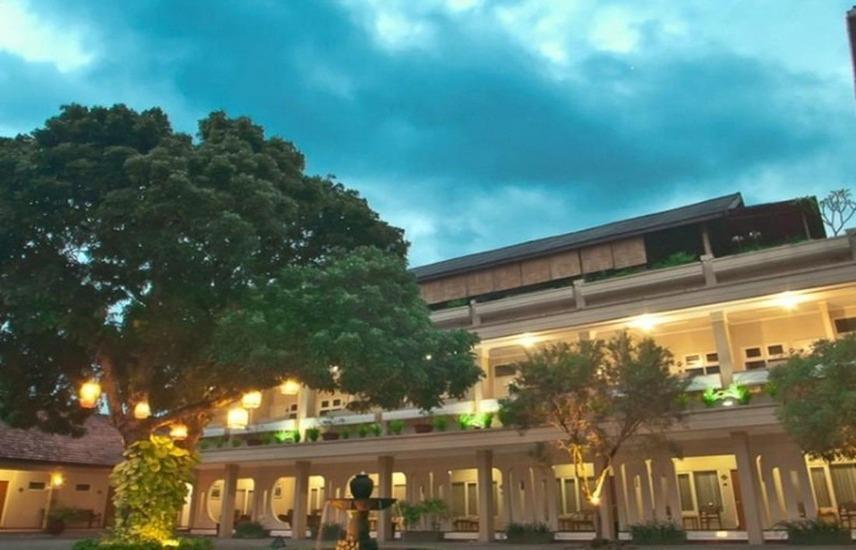 Hotel Catur Magelang - Eksterior