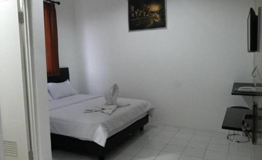 De Ritz Hotel Surabaya - Kamar tamu