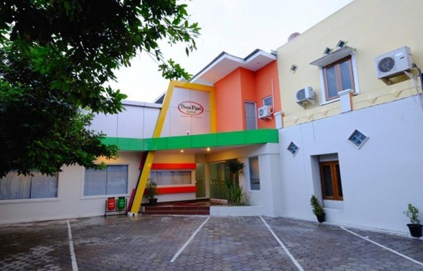 Hotel Desa Puri Syariah Yogyakarta - Eksterior