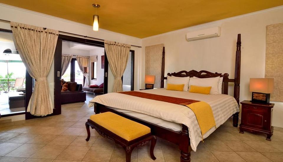 Dolphin Beach Bali - Room