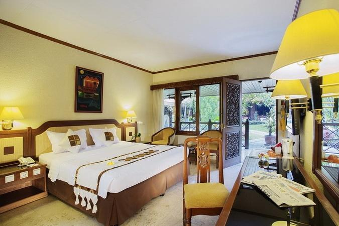 Hotel Puri Artha Yogyakarta - Deluxe Room Only Regular Plan