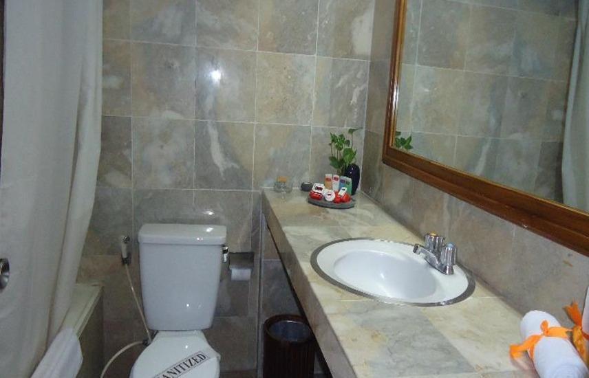 Hotel Puri Artha Yogyakarta - Kamar mandi