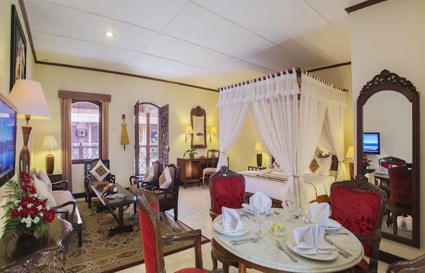 Hotel Puri Artha Yogyakarta - Kamar tamu