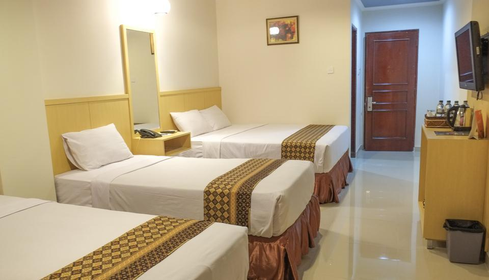 Hotel Serena Bandung - Family Room Regular Plan