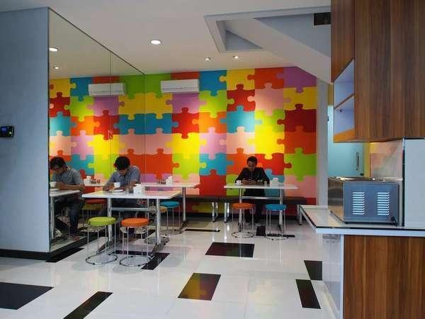 Hotel Bed andBreakfast Surabaya - Restoran