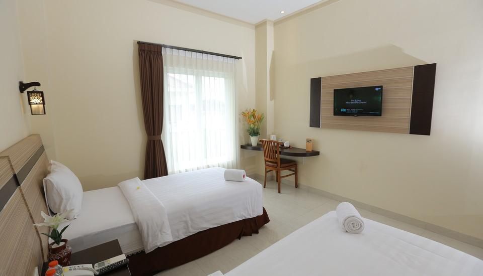 Puri Indah Hotel and Convention Lombok - Kamar Superior