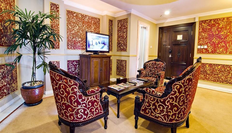 Amos Cozy Hotel Melawai - Diamond Suite Turkey