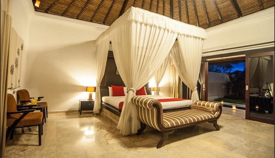 The Dreamland Luxury Villas & SPA dengan Halaman Pribadi -- Pegipegi.com