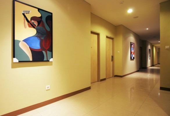 Hotel Marlin Pekalongan - Koridor