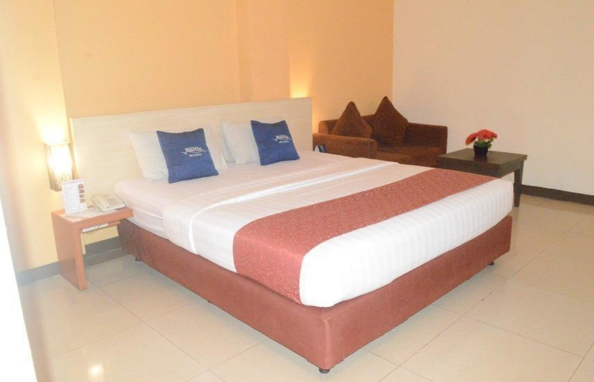 Hotel Marlin Pekalongan - Standard Double - Room Only Regular Plan
