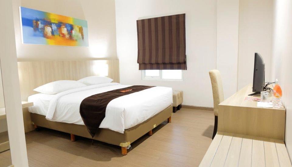 News Hotel Surabaya - Executive Room Regular Plan