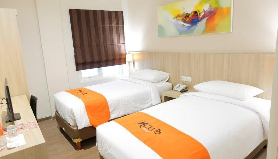 News Hotel Surabaya - Superior Twin Room Only RAMADHAN PEGIPEGI PROMOTION