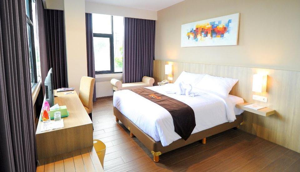 News Hotel Surabaya - Superior Room Regular Plan