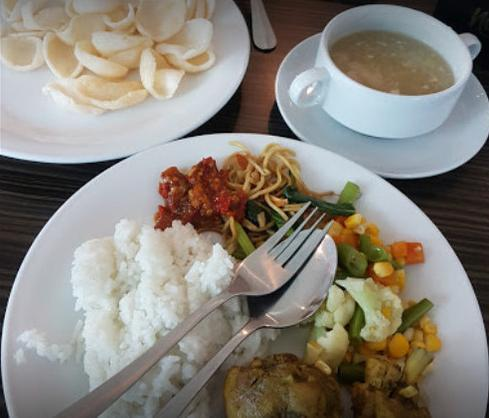 News Hotel Surabaya - MENU BUFFET