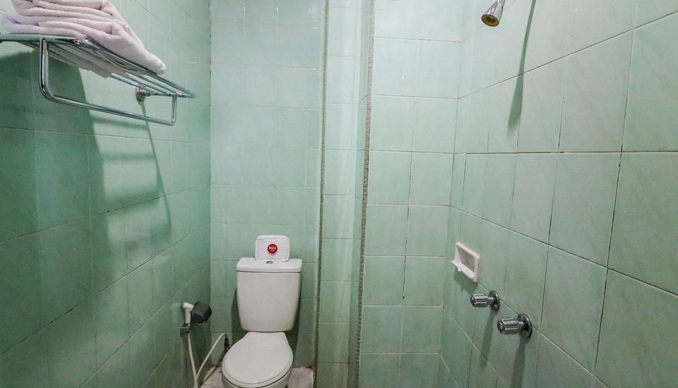 NIDA Rooms Tampan Universitas Riau HR. Subrantas Pekanbaru - Kamar mandi