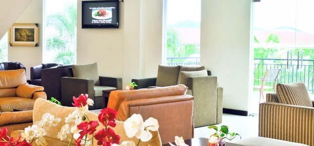 The Sun Hotel Surabaya - Lobby