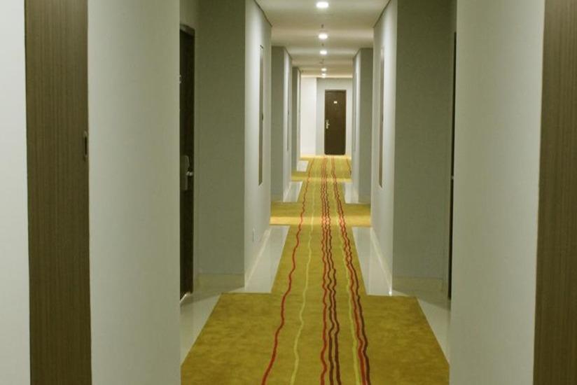 Merapi Merbabu Hotel Bekasi - Koridor