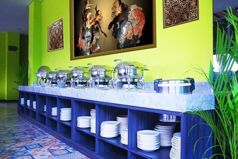 Merapi Merbabu Hotel Bekasi - Restoran