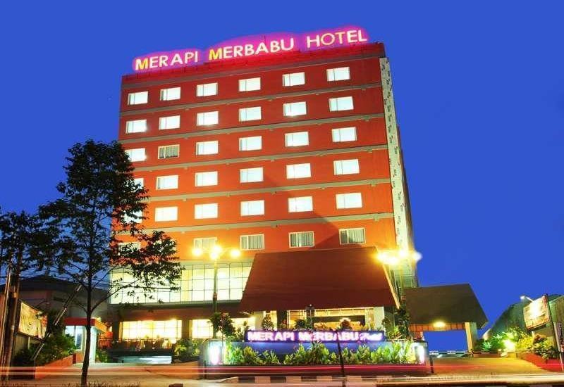 Merapi Merbabu Hotel Bekasi - Bangunan