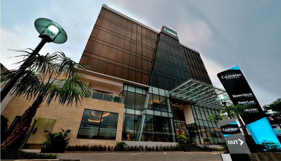 Hotel California Bandung - Hotel Building