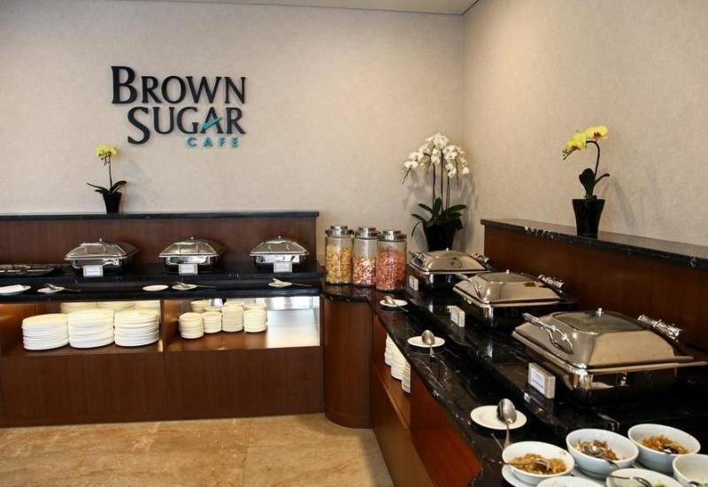 Hotel California Bandung - Brown Sugar Cafe