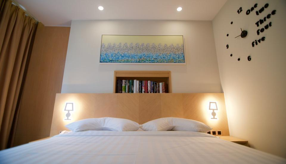 Verse Luxe Hotel Wahid Hasyim Jakarta - Superior Double Regular Plan