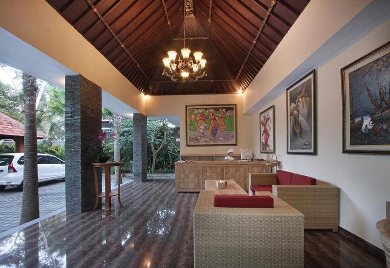 Tapa Kawi Villas Bali - Ruang tamu