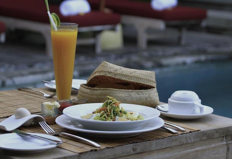 Tapa Kawi Villas Bali - Makanan