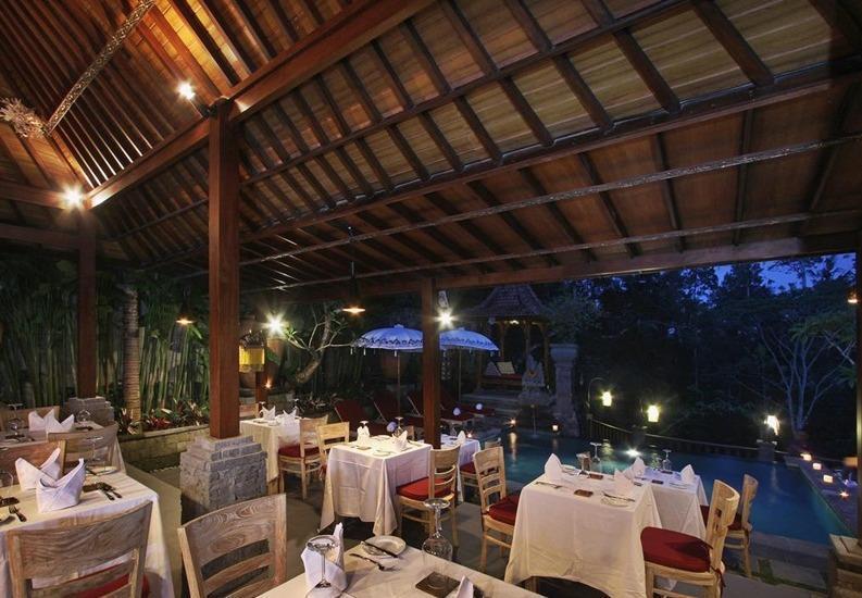Tapa Kawi Villas Bali - Restoran