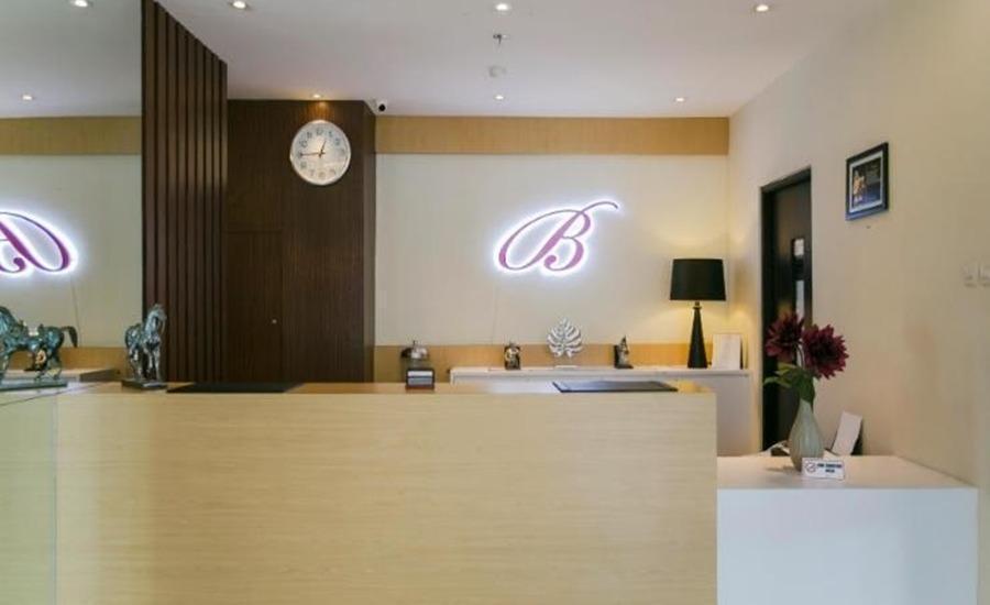Best Hotel Surabaya Surabaya - Resepsionis