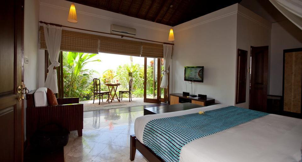 The Junno Villa Bali - Kamar tidur