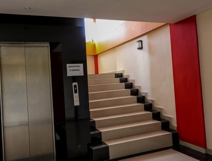 NIDA Rooms Pura Demak Denpasar - Mengangkat