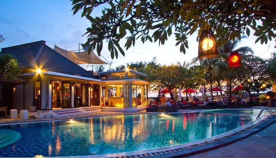 Kuta Seaview Hotel Bali - Kolam Renang