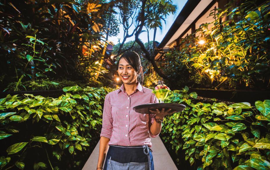 Kuta Seaview Hotel Bali - Room Service