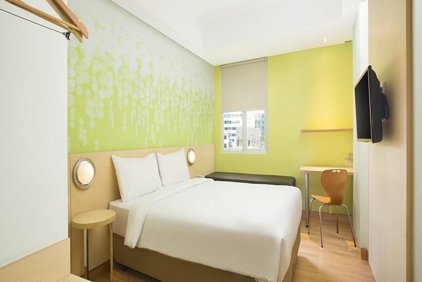 Zest Hotel Bogor - Zest Queen Room only Regular Plan