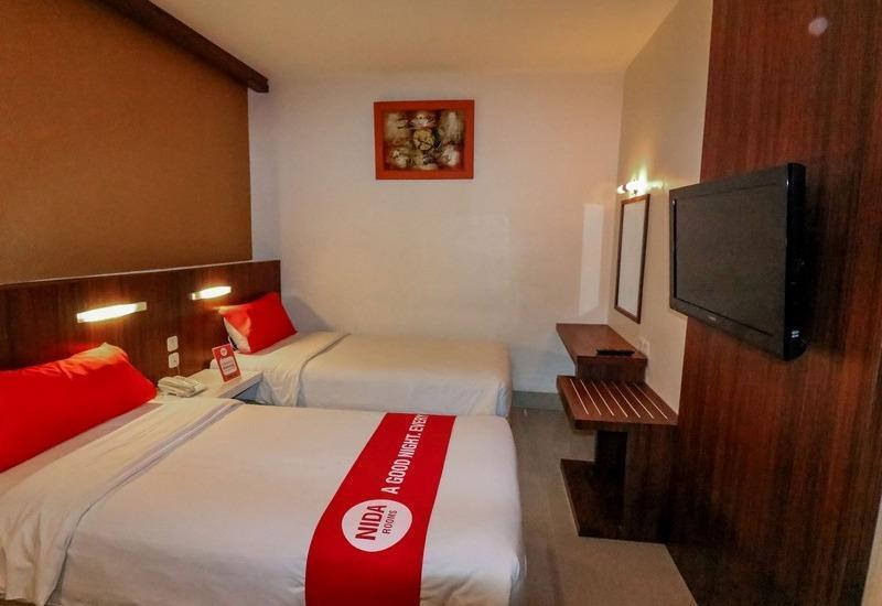NIDA Rooms Lanto Pasewang 27 Makassar - Double Room Double Occupancy Special Promo