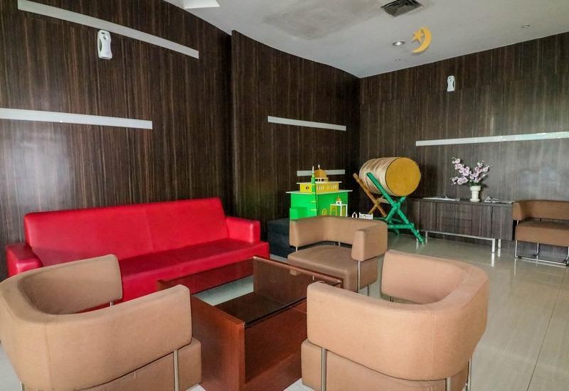 NIDA Rooms Lanto Pasewang 27 Makassar - Ruang tamu