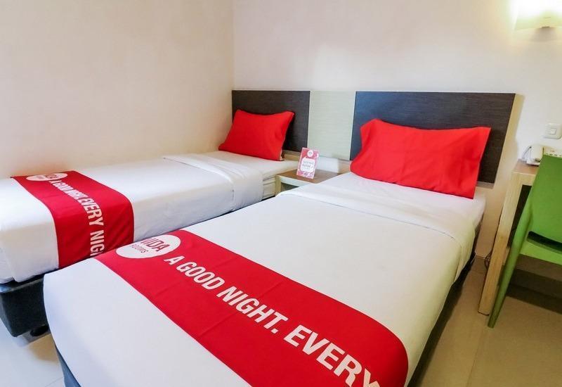 NIDA Rooms Makassar Ahmad Yani - Kamar tamu