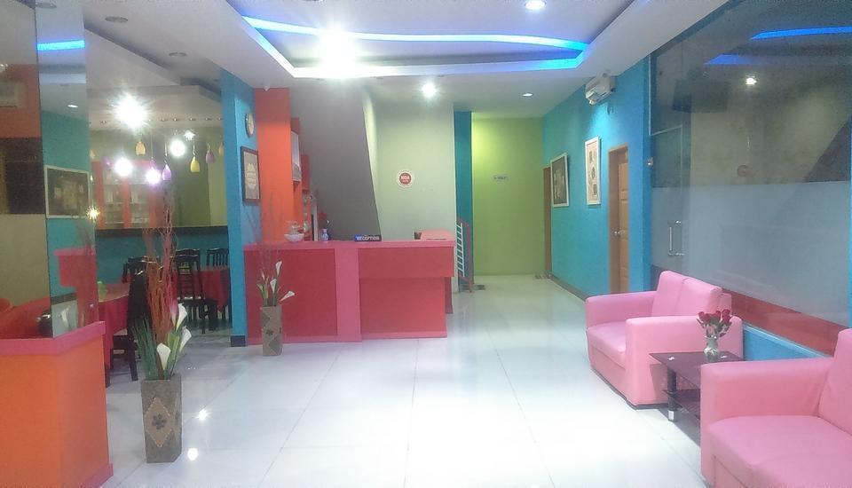 Paninda Hotel Keluarga Medan - Resepsionis