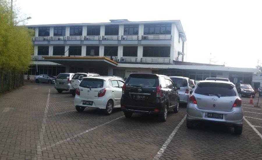 Grand Kartika Hotel Pontianak - Area parkir