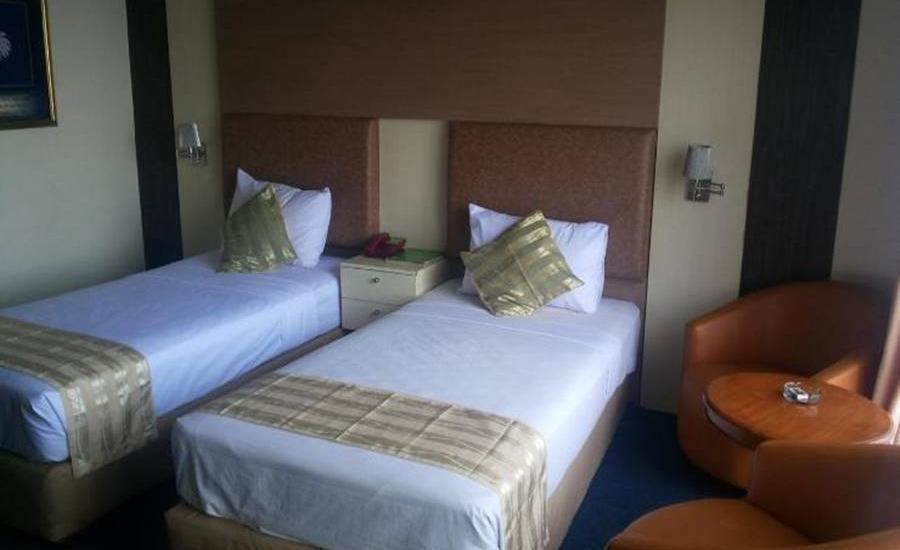 Grand Kartika Hotel Pontianak - Kamar tamu