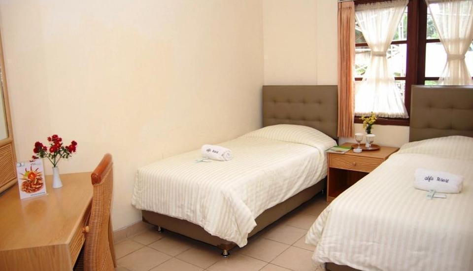 Alfa Resort Hotel & Conference Bogor - Town House 1 Bedroom 20% OFF