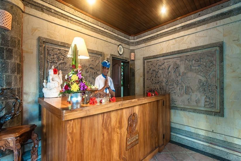 Sahadewa Resort & Spa Bali - Resepsionis