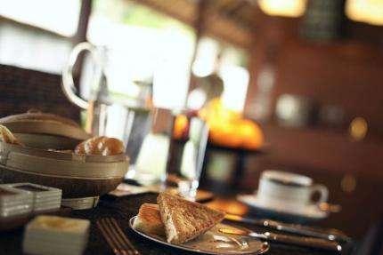 Kayu Manis Jimbaran - sarapan