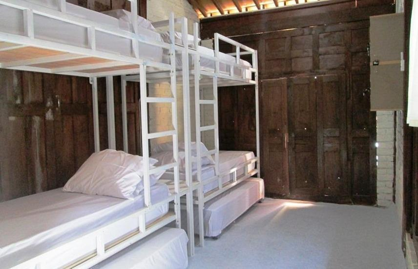 Iwabana Homestay Bali - tempat tidur susun