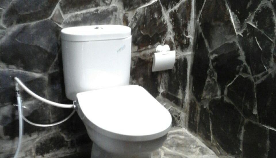 Iwabana Homestay Bali - Toilet untuk Suite