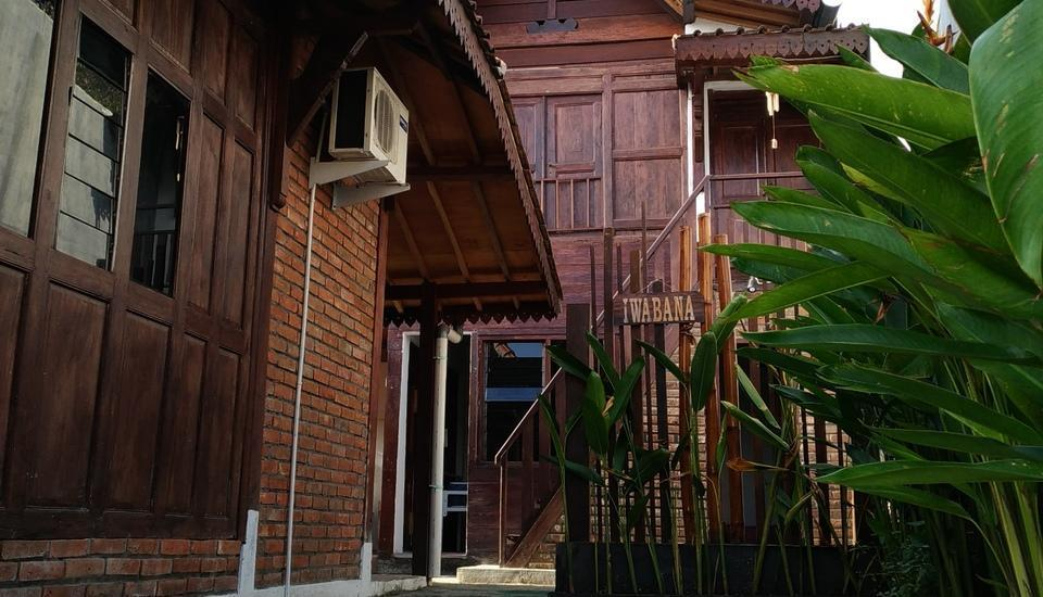 Iwabana Homestay Bali - Lobi