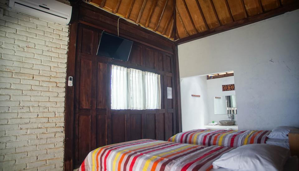 Iwabana Homestay Bali - Twin Room with TV
