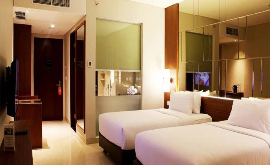 The Luxton Cirebon Hotel And Convention Cirebon - Deluxe Room Regular Plan
